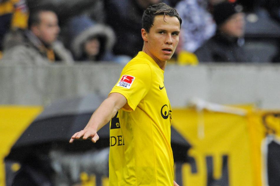Bjarne Thoelke (28) kam für Dynamo Dresden nur sechs Mal zum Einsatz, weil ihn Verletzungen ausbremsten.