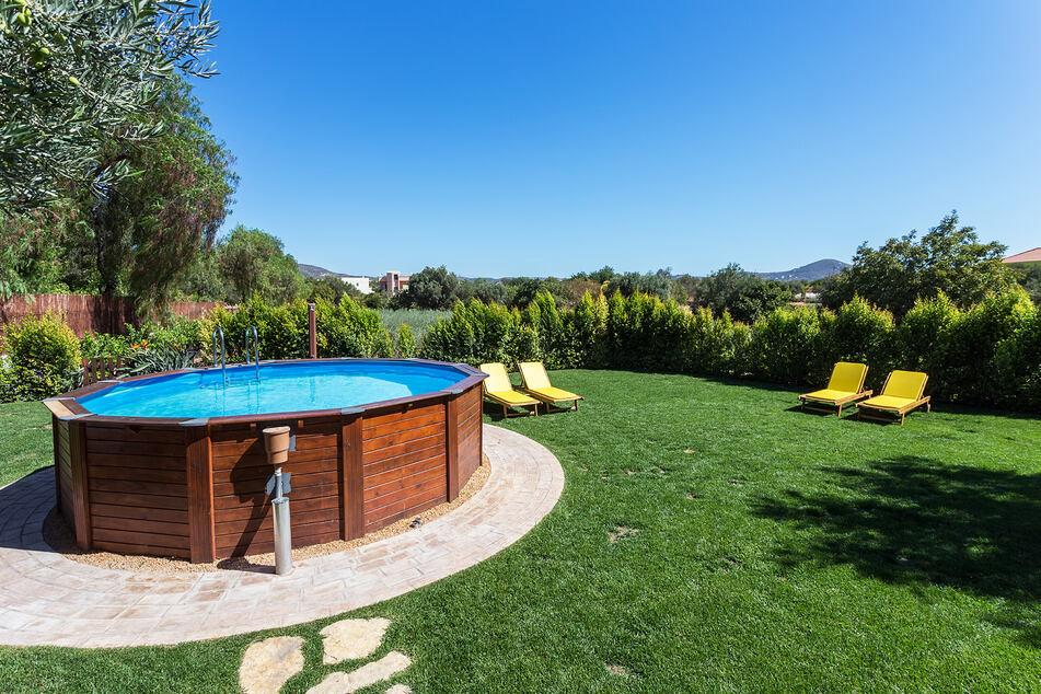 Ein Pool wie diesen vermietete Feldmann für 45 US-Dollar je Stunde. (Symbolbild)