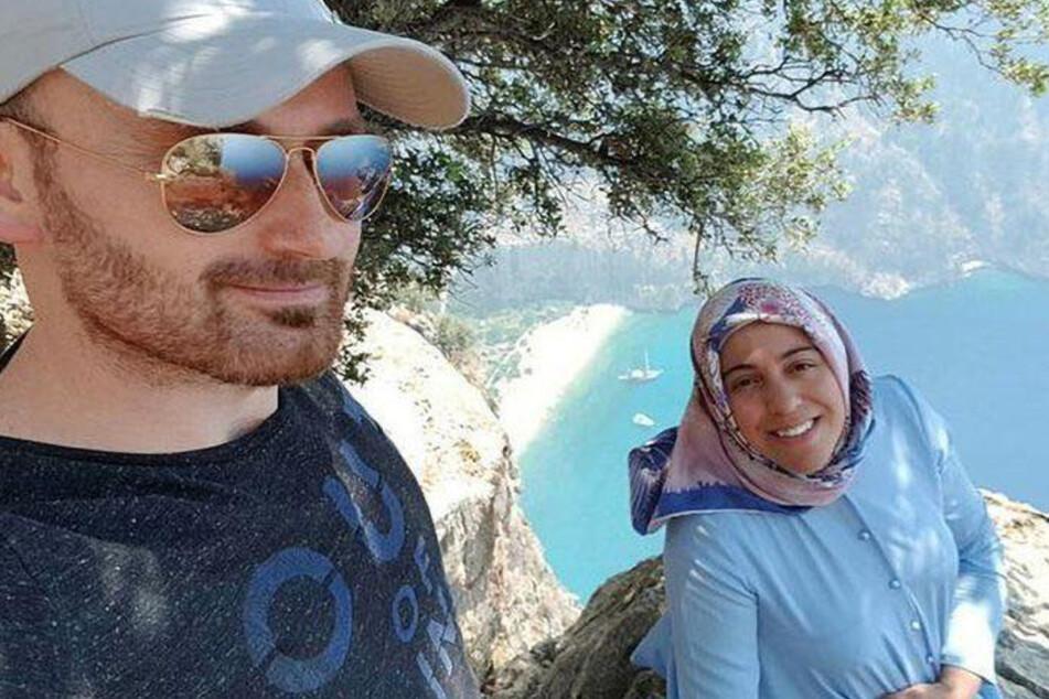 Mann soll seine schwangere Frau nach Selfie die Klippe hinunter gestoßen haben