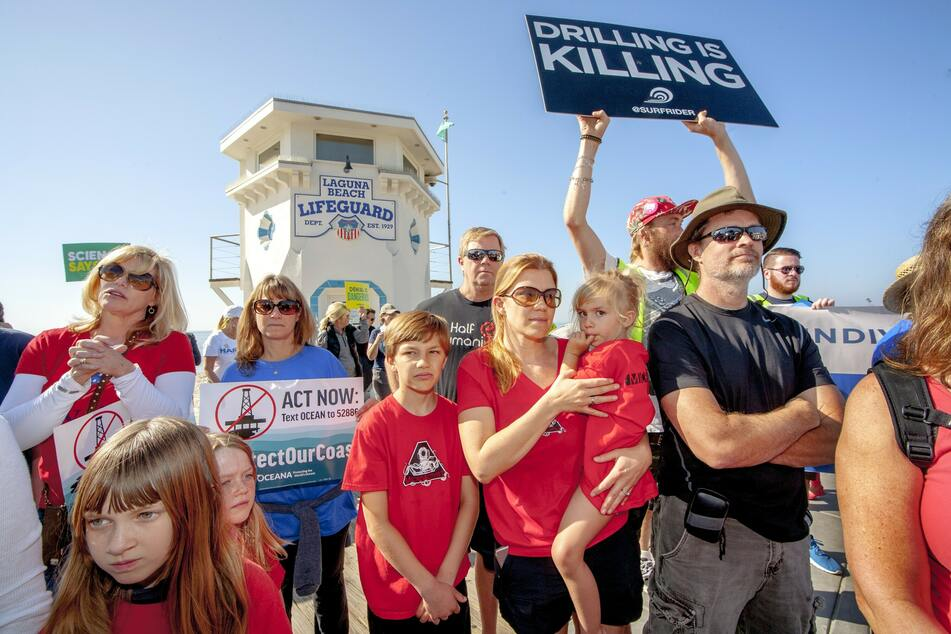 California lawmakers demand info on oil spill as efforts to ban drilling gather steam