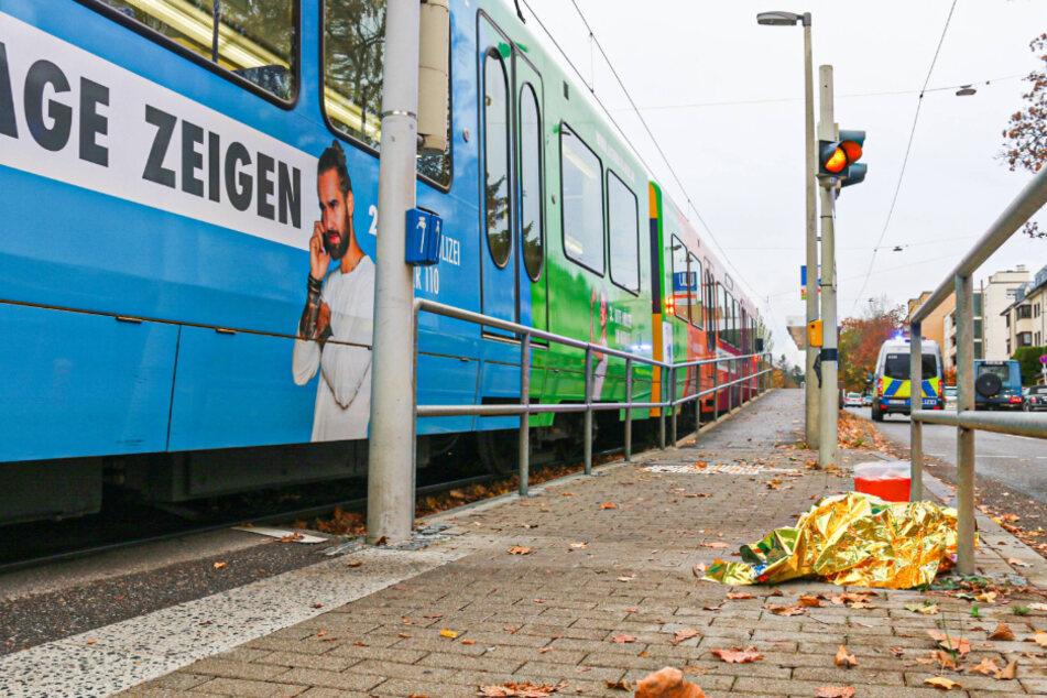 Stadtbahn erfasst Fußgänger in Stuttgart und verletzt ihn schwer