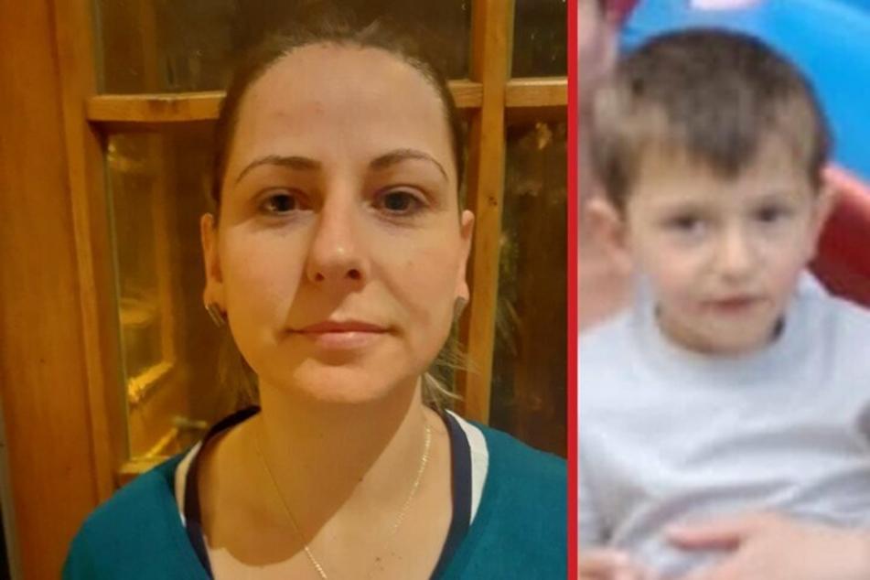 Die Bonner Polizei fahndet weiter nach einer Frau (34) und deren Sohn (3), die mutmaßlich vom getrennt lebenden Ehemann (39) verschleppt worden sein sollen.