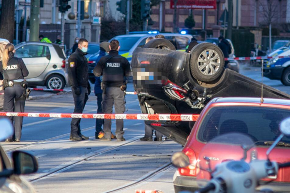 Frankfurt: Zahlreiche Zeugenhinweise nach tödlichem Raser-Unfall in Frankfurt