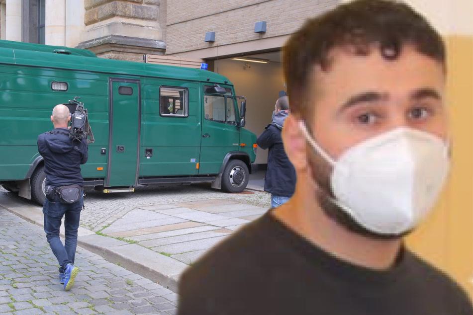 Dresden: Hier wird der Remmo-Zwilling in Dresden dem Haftrichter vorgeführt