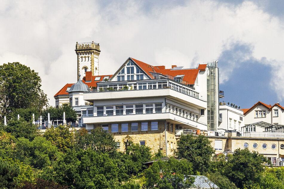 Seit 125 Jahren lieben die Dresdner ihren Luisenhof - nicht nur wegen der herrlichen Aussicht ins Elbtal.