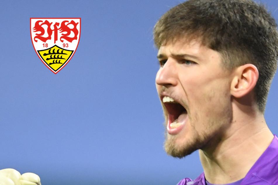 Nach Gerüchten: Kobel will beim VfB bleiben