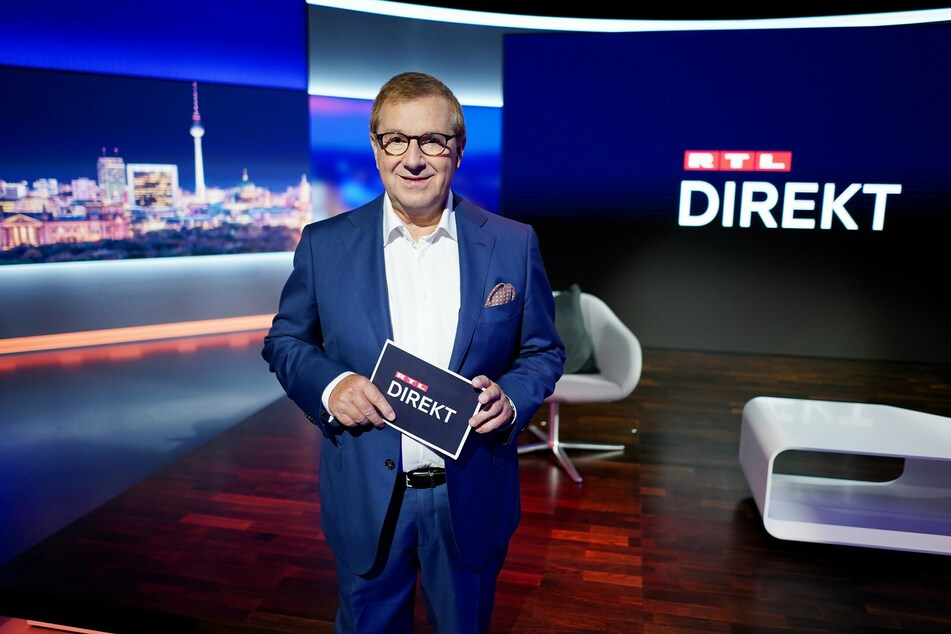 RTL-Nachrichten mit Jan Hofer (71): In der ersten Sendung war Grünen-Kanzlerkandidatin Annalena Baerbock (40) zu Gast und sprach u.a. über die Situation in Afghanistan und ihre Zukunft in der Politik.