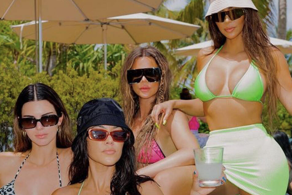 Is Lindsay Lohan the reason why the Kardashians are famous today?