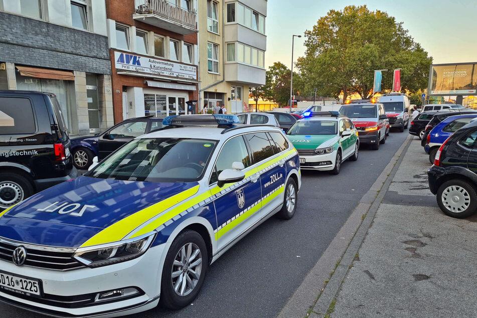 Mitarbeiter des Zolls, der Bauaufsicht, Polizeibeamte und das Kölner Ordnungsamt waren im Einsatz und kontrollierten zahlreiche Shisha-Bars in der Stadt.
