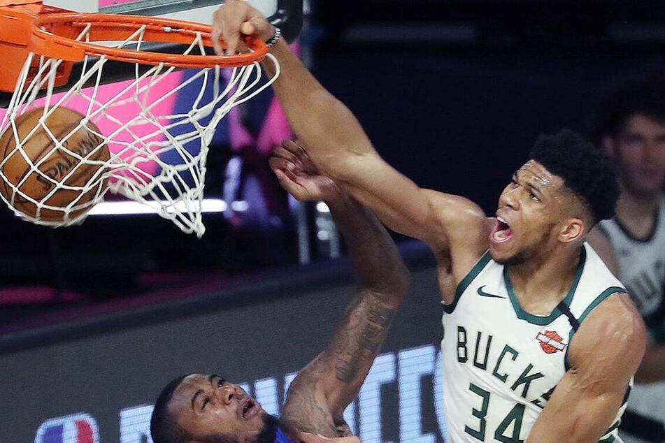NBA Finals: The Bucks beat the Suns in Game 6 for their first NBA title in 50 years!
