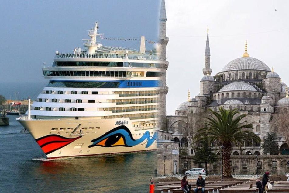 Terrorangst: Aida streicht Türkei-Routen