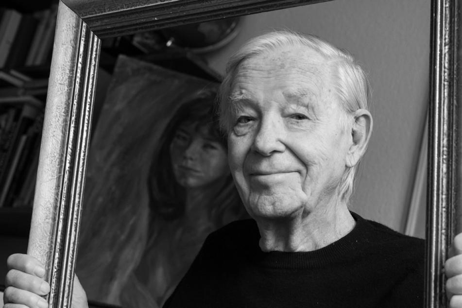 Porträtmaler Günter Rittner (†93) ist tot