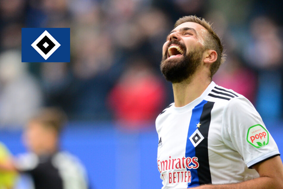 Transfer perfekt! HSV lässt Stürmer Lukas Hinterseer gehen