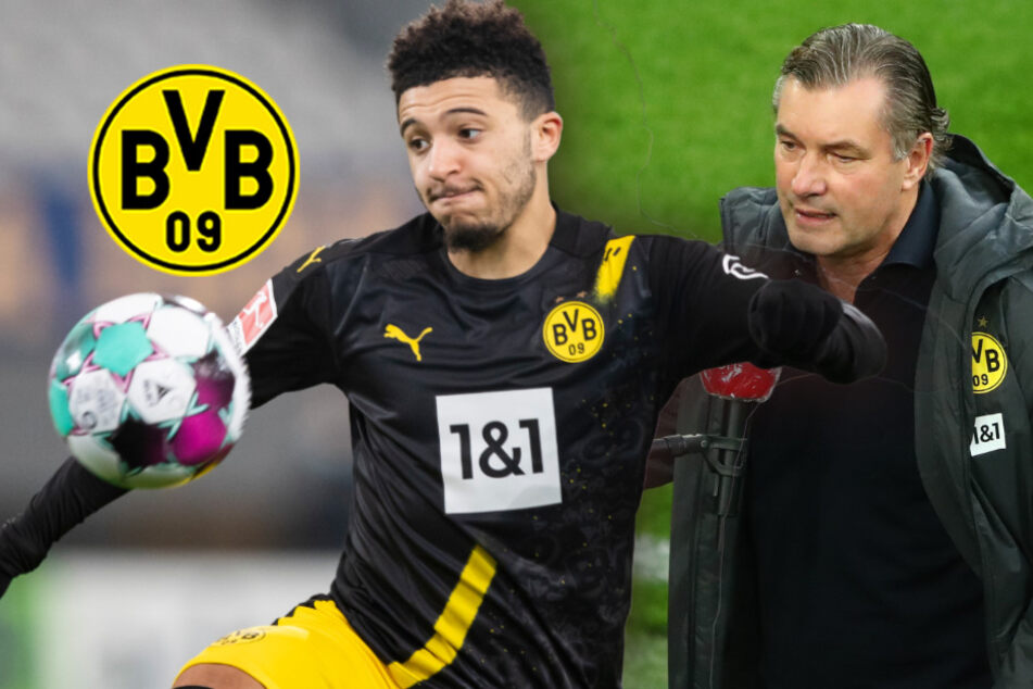 BVB bekommt Top-Angebot: Wie lange kann Zorc Sancho nun noch halten?
