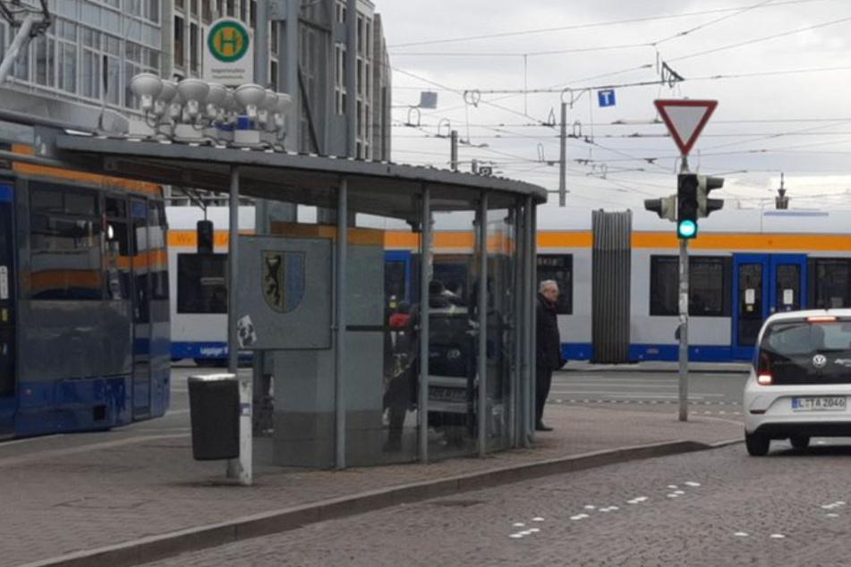 Straßenbahn-Nutzer brauchen heute Nerven aus Stahl.
