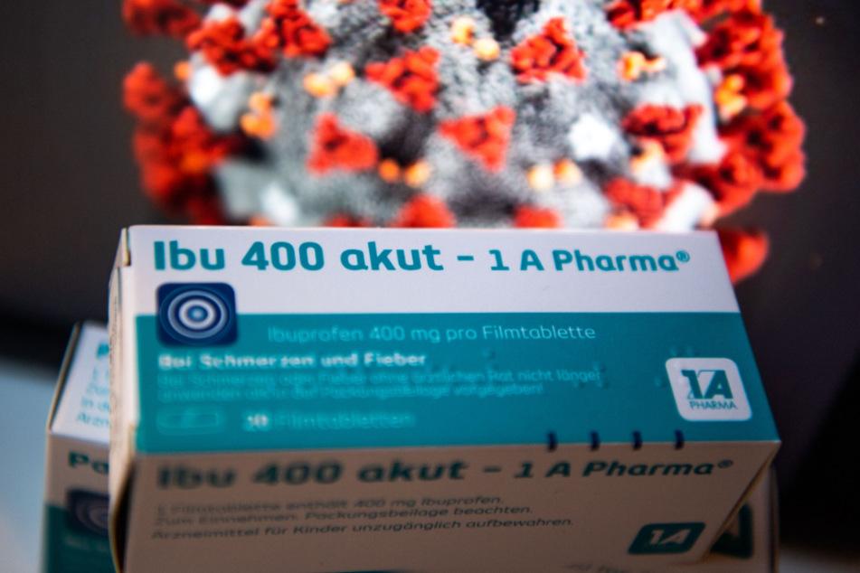 Ibuprofen galt als Mittel gegen Covid-19 erst als gefährlich, dann wieder nicht.