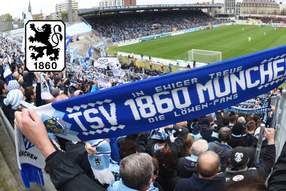 TSV 1860 München: Löwen setzen selbst bei Corona-Geisterspielen auf volle Tribünen!