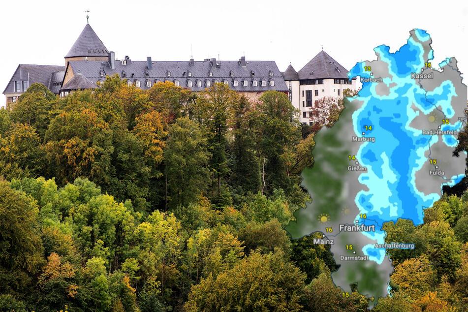 Erst sonnig, dann kommt das Tief: Das Hessen-Wetter bis Freitag