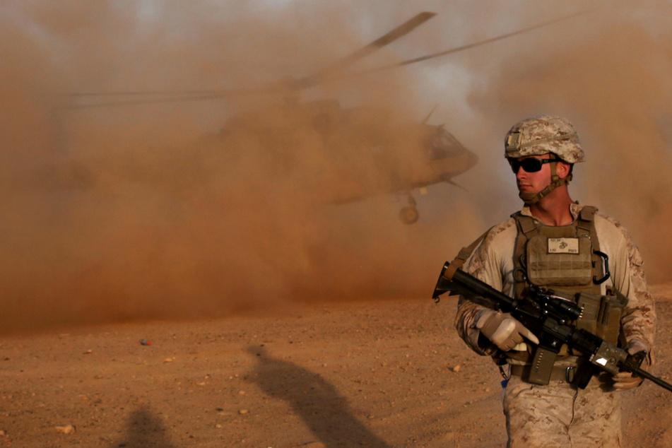 Die USA wollen ihre Soldaten nach 20 Jahren aus Afghanistan abziehen. (Archivbild)