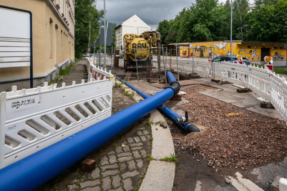 Chemnitz: Abwasser wird ab Januar teurer