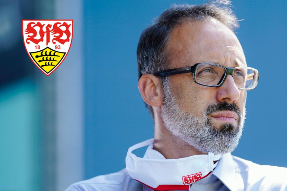 Jobgarantie für VfB-Coach Matarazzo auch bei verpasstem Aufstieg!