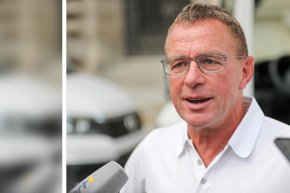 Er will schonungslos analysieren: Ex-Leipziger Rangnick neuer Experte bei DAZN