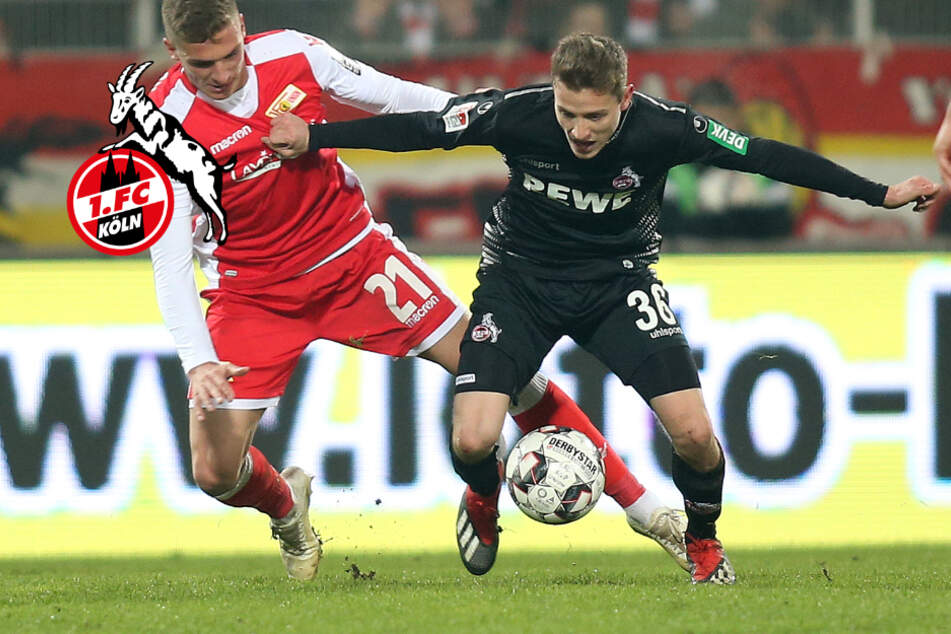 1. FC Köln verleiht Niklas Hauptmann an Holstein Kiel