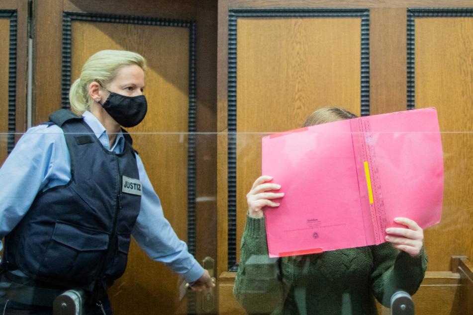 Mord an Kita-Kind Greta (3): Angeklagte Erzieherin bestreitet die Vorwürfe