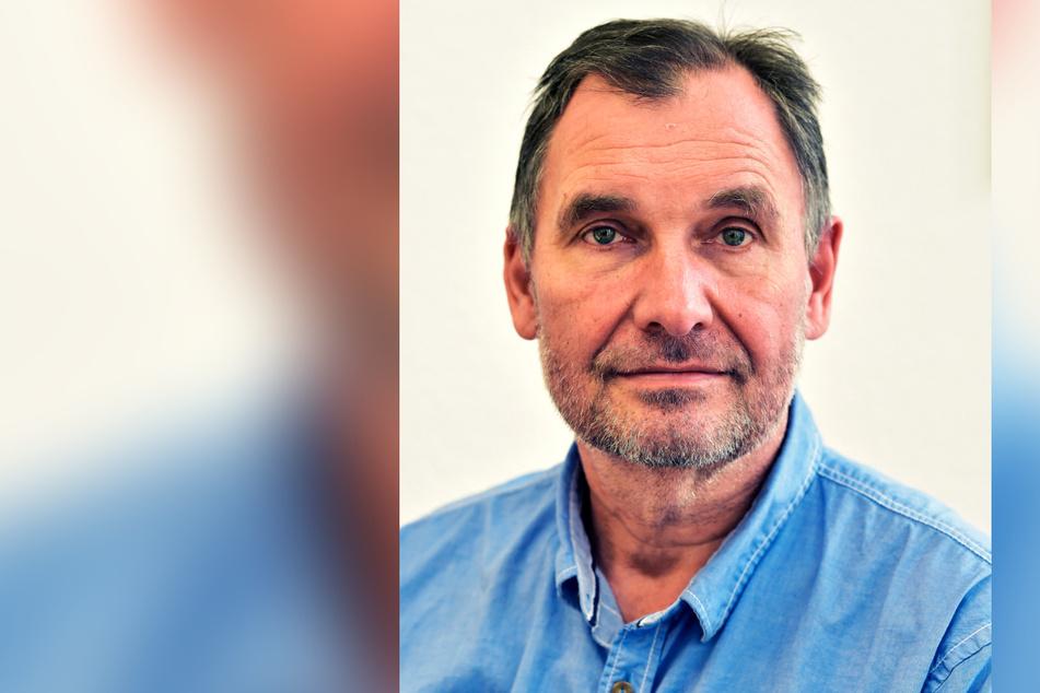 """""""Hier geht es um Service"""": Thomas Meyer (60), Präsident des Sächsischen Bundes der Steuerzahler, kritisiert die Behördenschließungen."""
