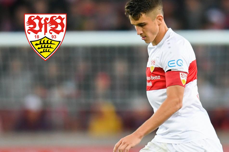"""VfB-Kapitän Kempf über das Training in der Corona-Krise: """"Es fühlt sich fast schon falsch an"""""""