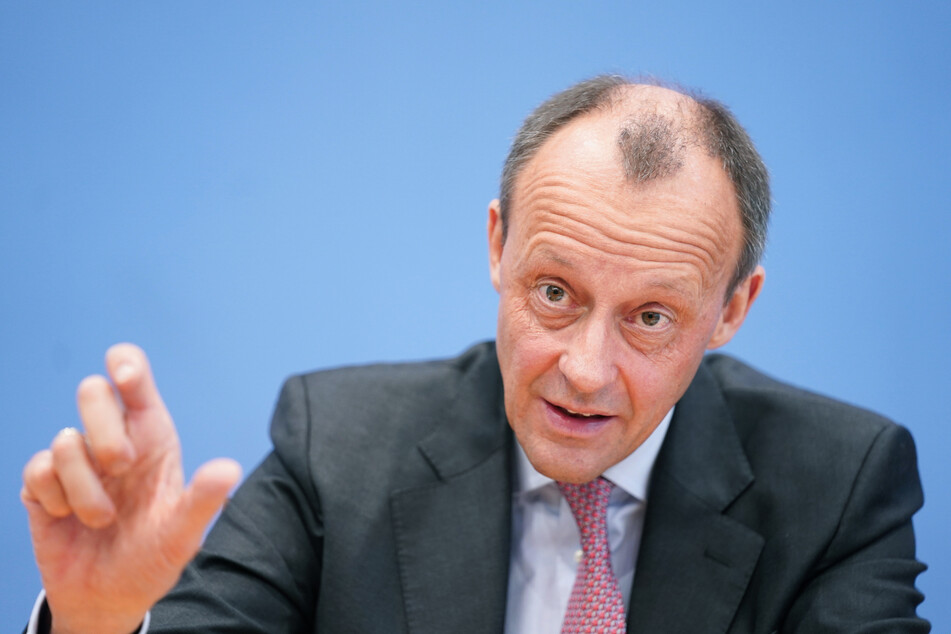 Friedrich Merz (64, CDU). (Archivbild)