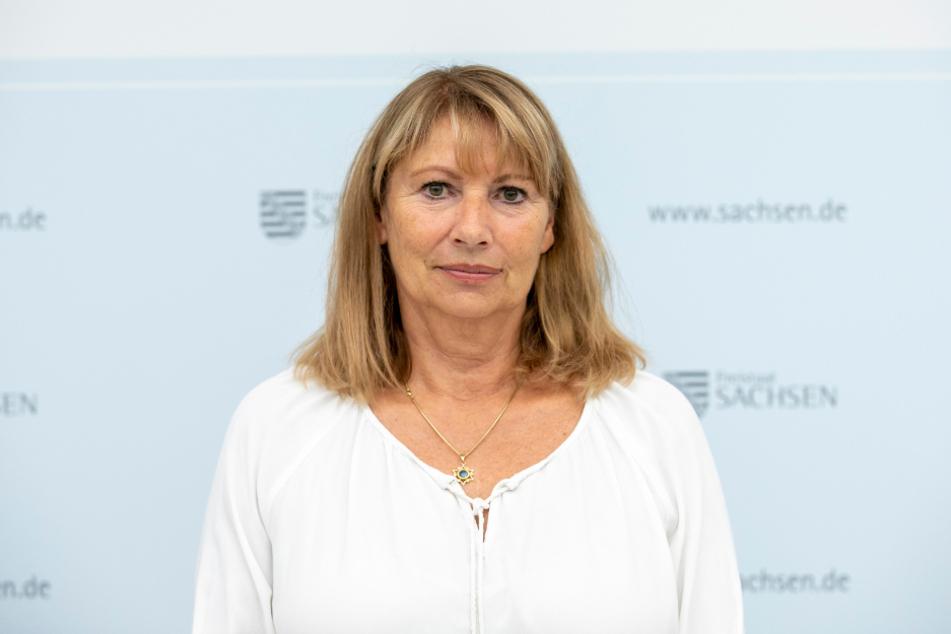 Gesundheitsministerin Petra Köpping (62, SPD).