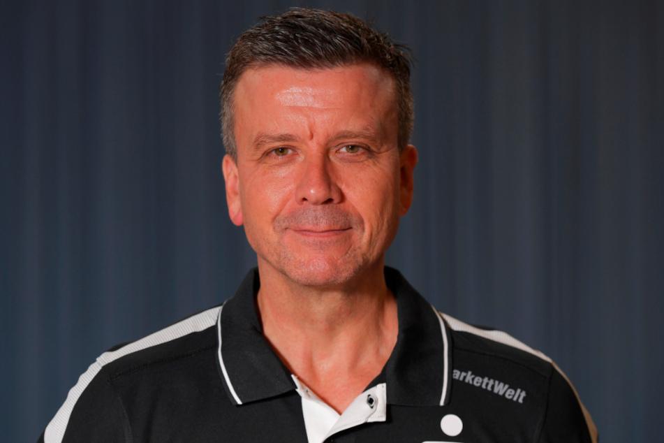 DSC-Coach Alex Waibl.