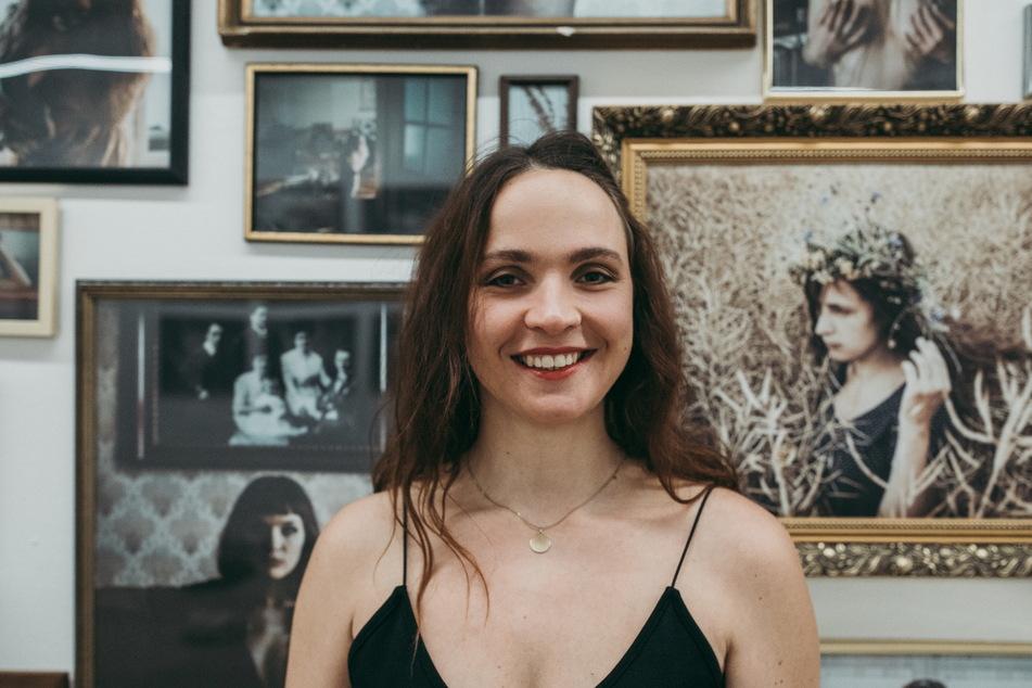Kristin Lehmann (36) dokumentierte zehn Jahre lang ihre Suche nach Schönheit.