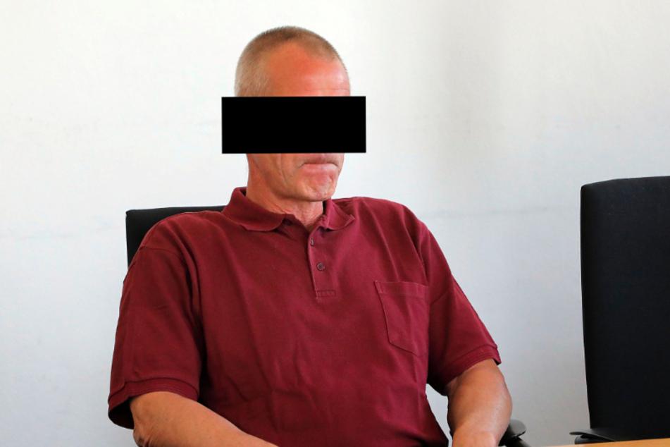 Dirk S. (53) hatte nie einen anerkannten Abschluss als Heilpraktiker.