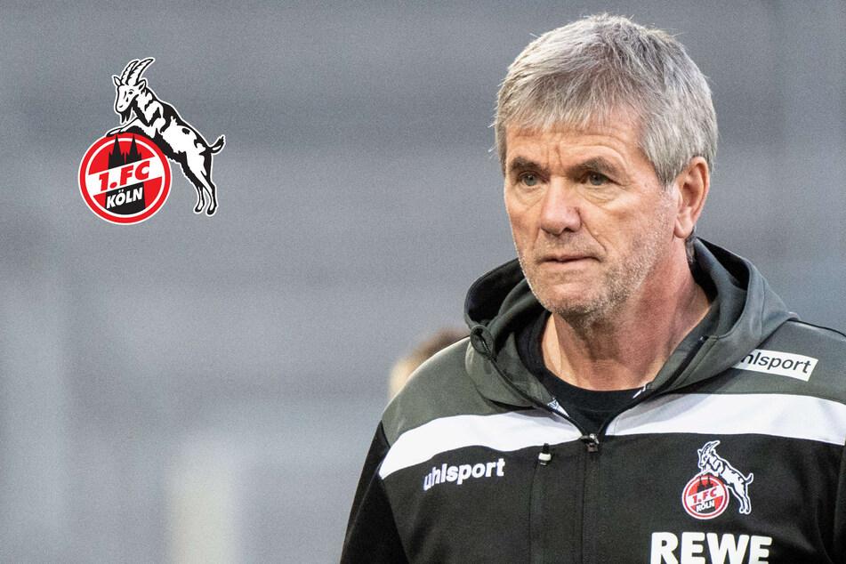 """1. FC Köln-Trainer Funkel fürchtet Relegation gegen Düsseldorf: Wäre ein """"Albtraum"""""""