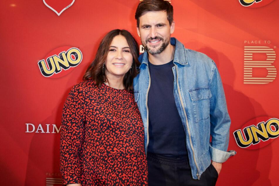 Das Schauspielerpaar Chryssanthi Kavazi und Tom Beck wurde am 9.November Eltern eines Sohnes.