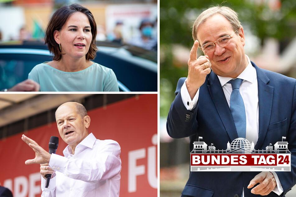 Viele noch unentschlossen: Reicht's am Ende doch noch für die CDU?