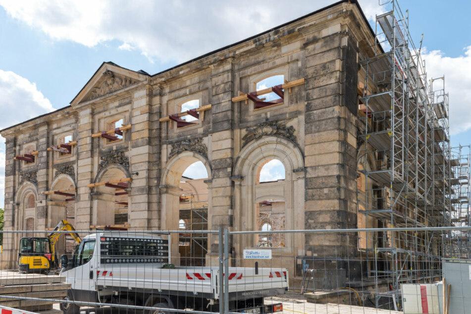 Neustädter Wache komplett entkernt: Was wird denn mit dem Gebäude gemacht?