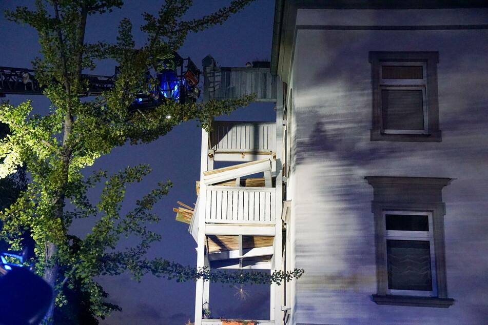 Der tragische Vorfall ereignete sich gegen 20.10 Uhr auf der Paulistraße in Bautzen während einer Geburtstagsfeier.