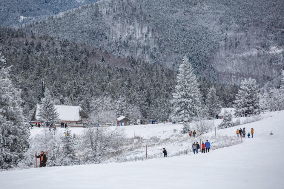 Meteorologe: Vermutlich weiße Weihnachten im Hochschwarzwald