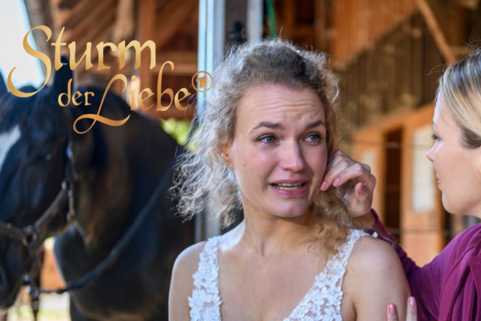 Sturm der Liebe: Übernimmt Christina Arends die Rolle der neuen Traumfrau?
