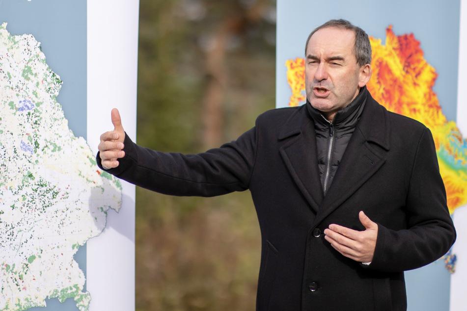 Hubert Aiwanger: Drei Prozent der Fläche Bayerns für Windkraft geeignet