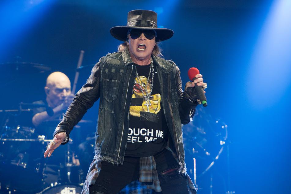 Ersatzlos gestrichen! Guns N' Roses sagt Konzert in Hamburg ab