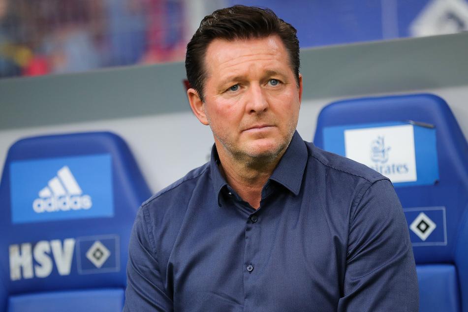 Christian Titz (49) glaubt trotz der Niederlage am Wochenende weiterhin daran, dass der 1. FC Magdeburg nicht absteigen wird.