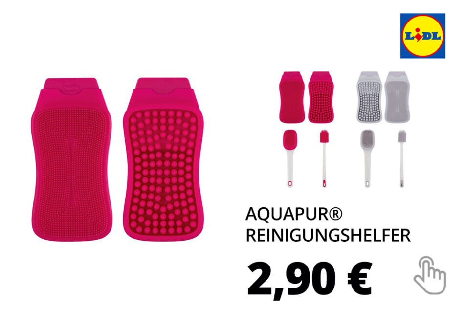 AQUAPUR® Reinigungshelfer