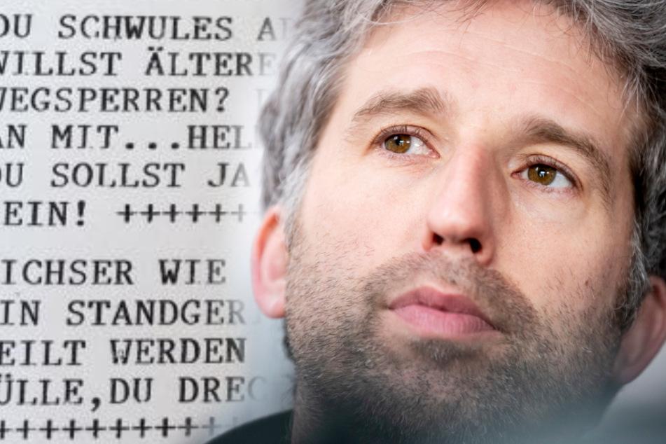 """""""Schwules Arschloch"""", """"Wichser"""": Darum schlägt Boris Palmer solcher Hass entgegen"""