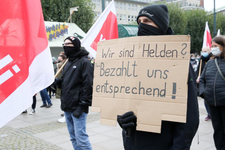 Verdi macht Druck: Warnstreiks im Norden gehen weiter!