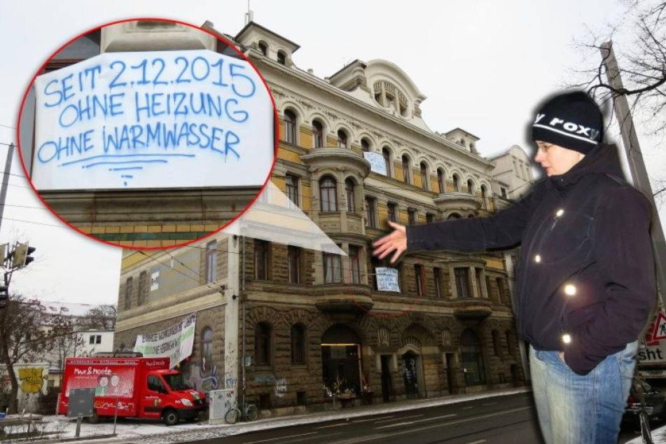 Keine Heizung seit Dezember! Vermieter lässt Bewohner frosten