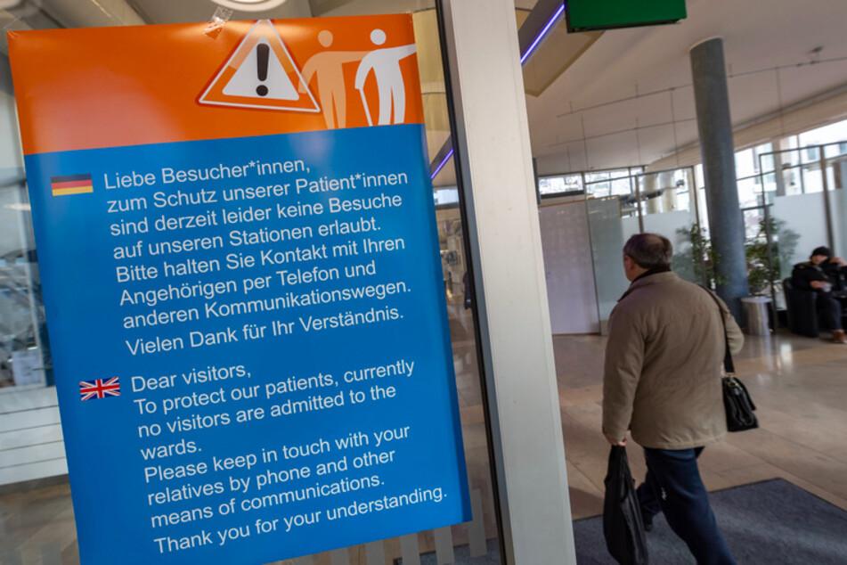 München: Notbremse: Immer mehr Krankenhäuser schränken Besuchsmöglichkeit ein